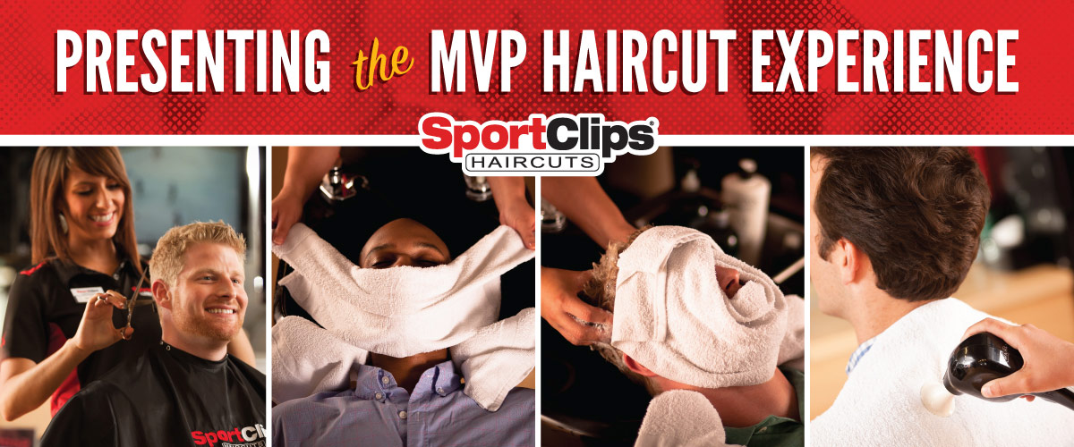 The Sport Clips Haircuts of Marina Dunes MVP Haircut Experience