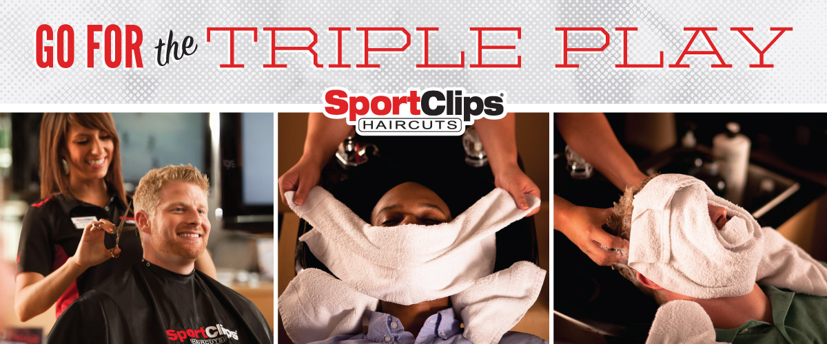 The Sport Clips Haircuts of Marina Dunes Triple Play